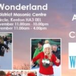 Winter Wonderland – Report and Photographs