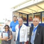 Provincial Information trailer at East Barnet Fair – Report