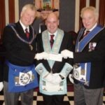 Roxeth Lodge, No. 6905 donates £3,000 !