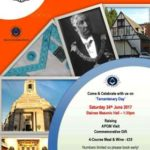 Burdett Lodge, No. 1293 – Tercentenary Day Meeting – Saturday 24th June –  Staines