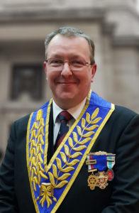 W.Bro. Jim Mitchell PAGDC ProvGDC