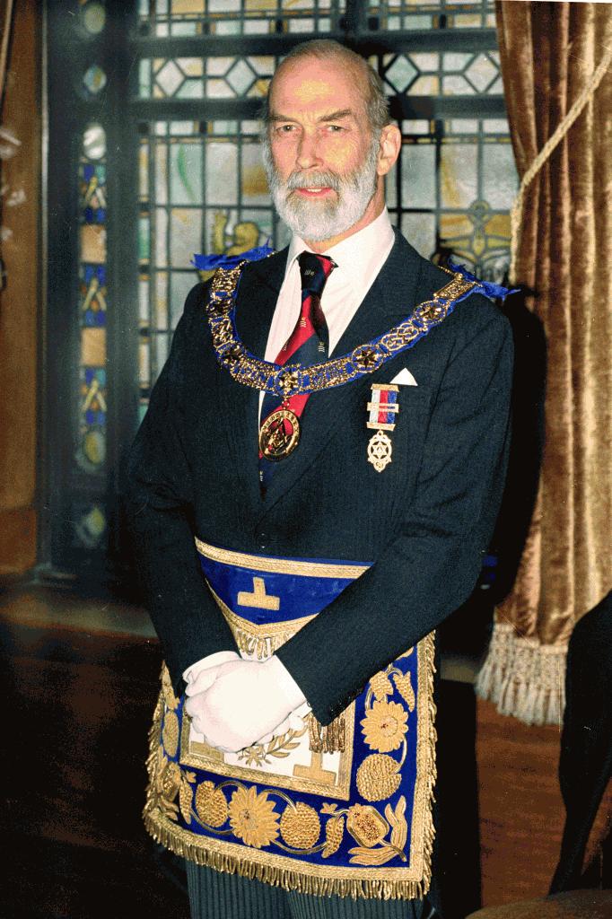 R.W.Bro. H.R.H. Prince Michael of Kent, <em>GCVO</em> ProvGM
