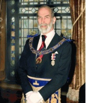R.W.Bro. H.R.H. Prince Michael of Kent, GCVO ProvGM