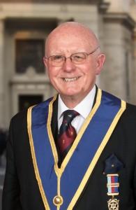 W.Bro. David Pearson ProvGSec