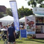 Provincial Information Trailer – at Hanwell Carnival – Report