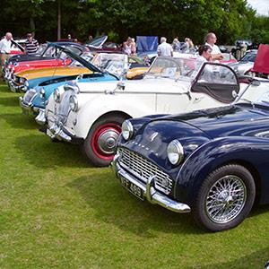 Classic Car Rally
