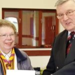 Middlesex Masons donate £10,000 to Scouts