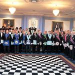 Royal Jubilee Lodge, No. 72 hosts European Masonic Meeting Attendees – Report