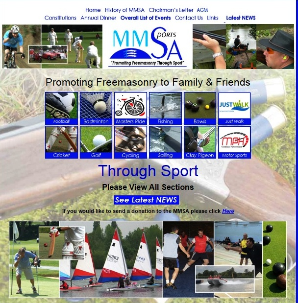 MMSA website