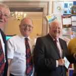 Middlesex Masons Donate £12,000 to Graham Fulford PSA Testing Programme