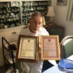 60 years in the Royal Arch for E. Comp. Arthur Back