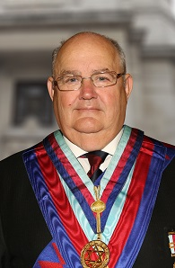 E.Comp. Andrew Elliott PAGDC <br>Assistant to the Provincial Grand Principals