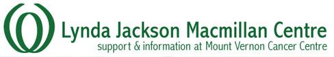 Lynda Jackson Macmillan Centre