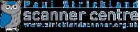 strickland scanner