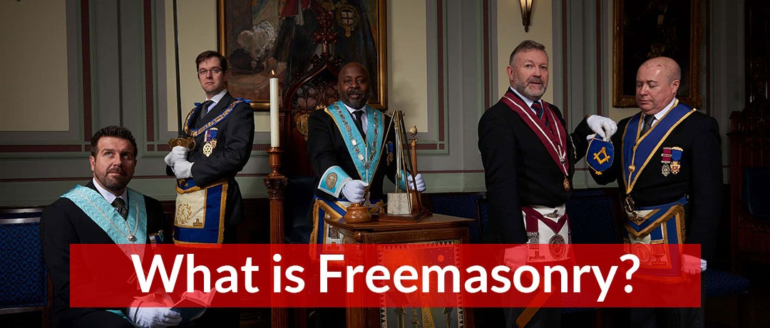 What is Freemasonry? - Provincial Grand Lodge of Middlesex