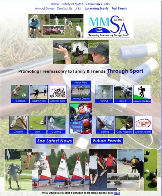 MMSA webpage
