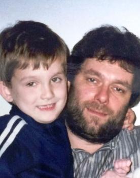Aaron and Ian Cook