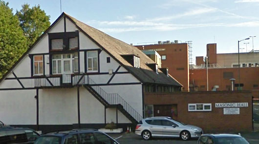 Staines Masonic Hall