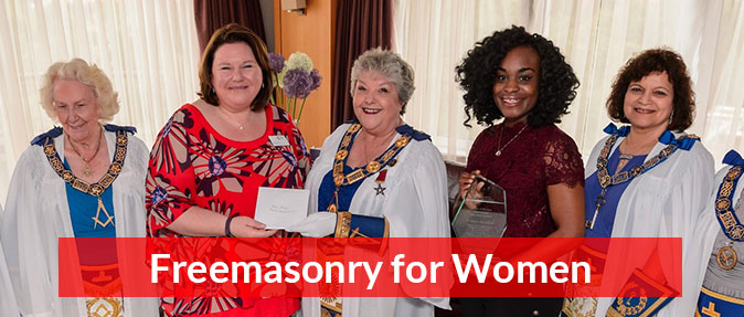 Freemasonry for women