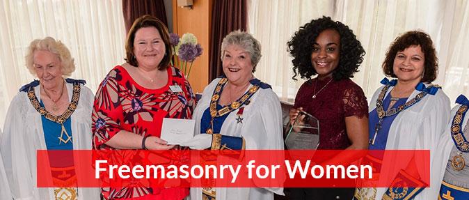 Freemasonry for women
