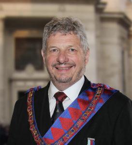 E.Comp. John Culling PAGDC<br /> Second Provincial Grand Principal