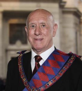 E Comp Michael Karn PAGDC<br />Third Provincial Grand Principal