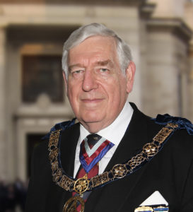 R.W. Bro Peter R. A. Baker <br>Pro Provincial Grand Master