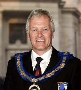 W. Bro Robert P. Rough, PAGDC AProvGM