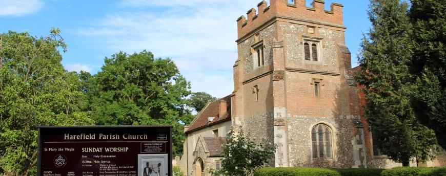 St Mary's Church, Harefield