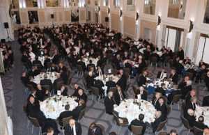 Dining in The Grand Connaught Rooms
