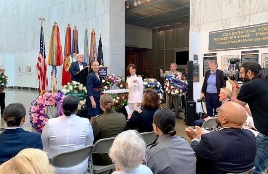 Women Freemasons Lodge Making History in Washington DC