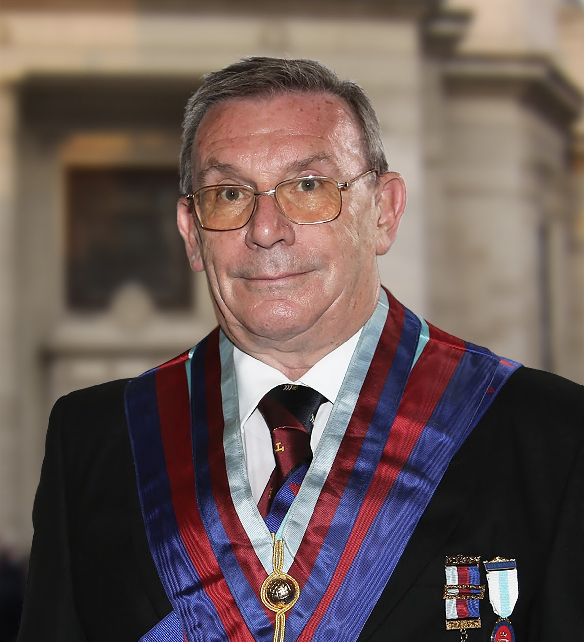 E Comp Peter De Wolfe PGStB<br> Second Provincial Grand Principal<br>Updated Photo Awaited