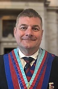 E Comp Robert King PGStB<br>Assistant to the Provincial Grand Principals