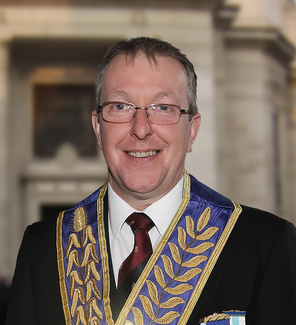 W. Bro Jim Mitchell, PAGDC AProvGM<br>  (Updated Photo Awaited)